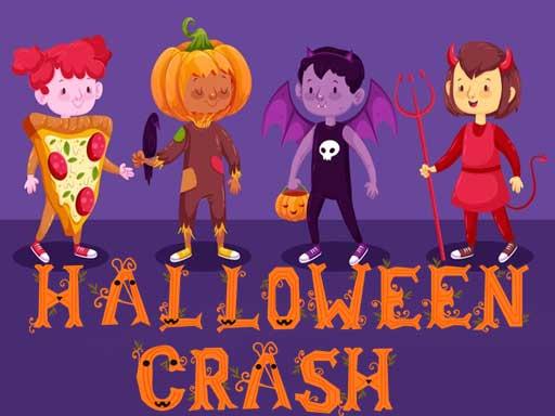 Jogo Halloween Crash