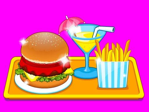Jogue Burger Shop Fast Food Jogo
