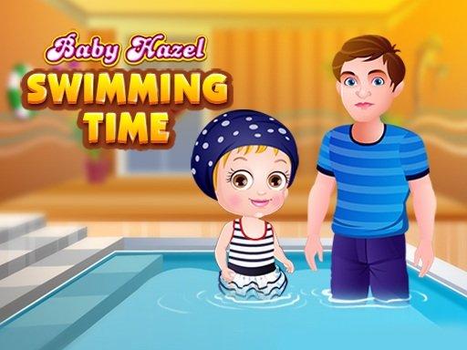 Jogo Baby Hazel Swimming Time