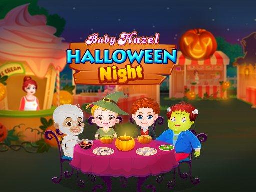 Jogo Baby Hazel Halloween Night