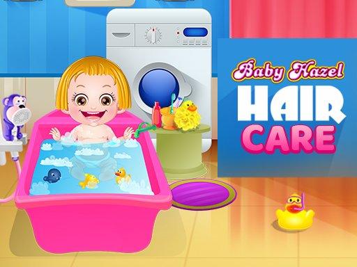 Jogo Baby Hazel Hair Care