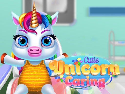 Jogo Cutie Unicorn Care