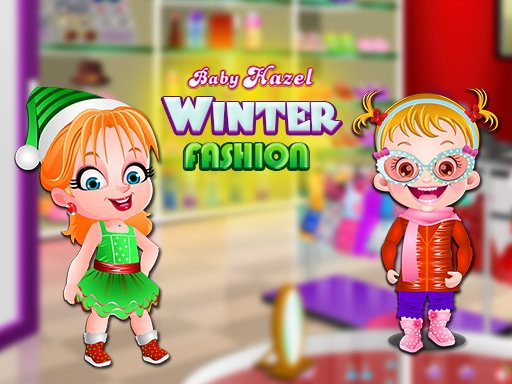 Jogo Baby Hazel Winter Fashion