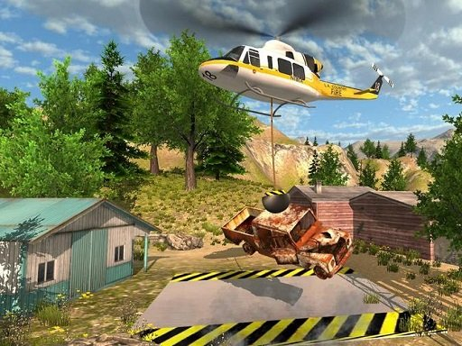 Jogo Helicopter Rescue Operation Online