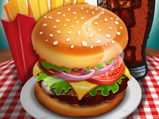 Jogo Burger Chef Restaurant