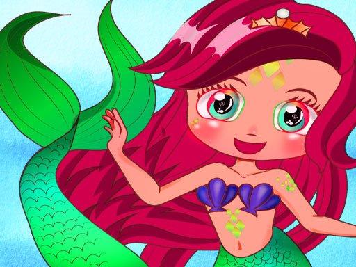 Jogo Avatar Maker: Mermaid