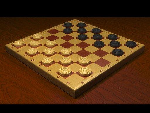 Jogo Checkers Dama Chess Board