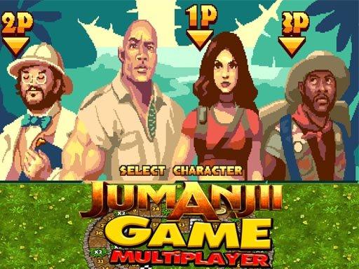 Jogo Jumanji Board