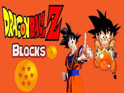 Jogo Dragon Ball Z Blocks