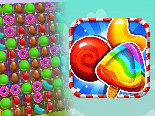 Jogo Candy Sweet Boom