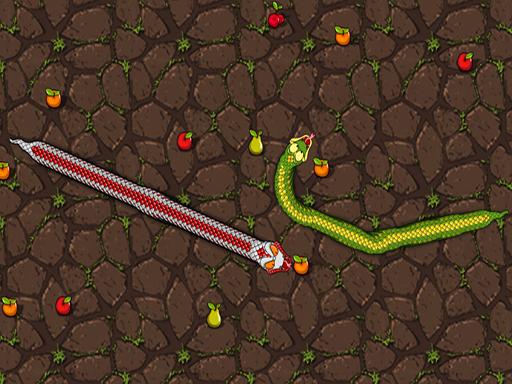 Jogo Snake Attack