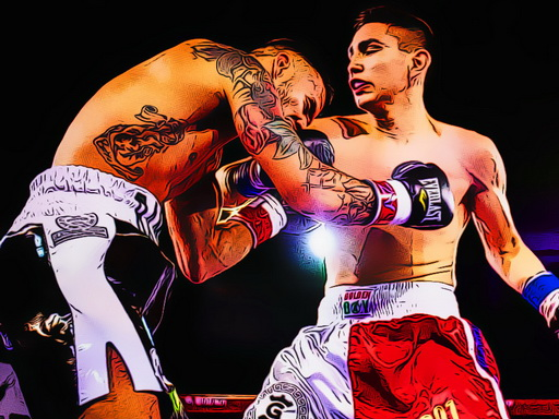 Jogo Boxing Champions Fight