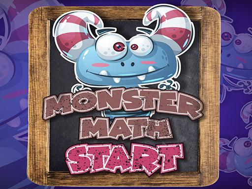 Jogo Monster Math Multiply 1-10