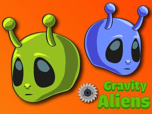 Jogo Gravity Aliens