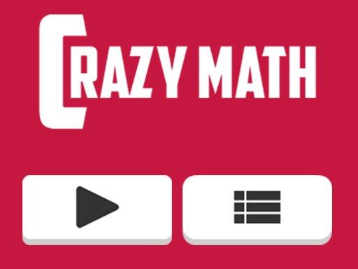 Jogo Crazy Math