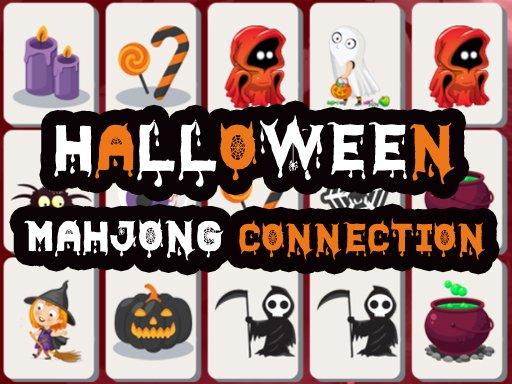 Jogo Halloween Mahjong Connection