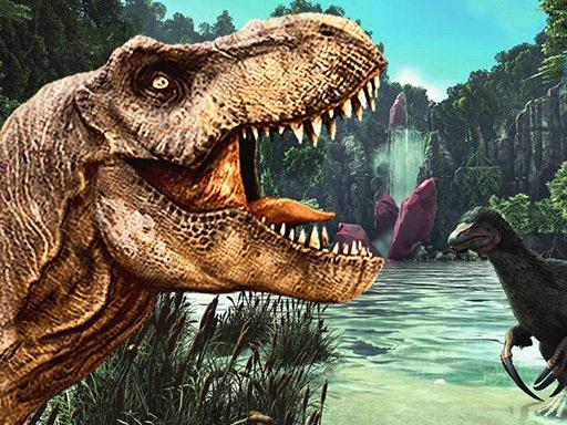 Jogo Dinosaurs Hunt