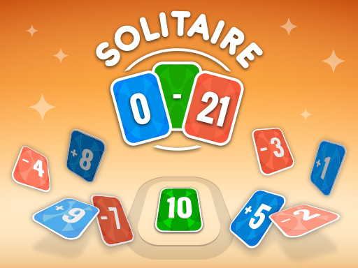 Jogo Solitaire 0 – 21