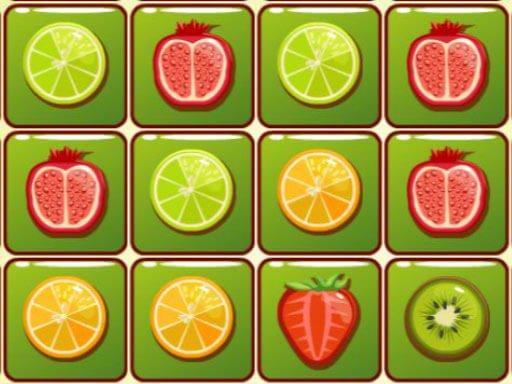 Jogo Fruits Blocks Collapse