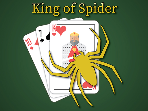 Jogo King of Spider Solitaire