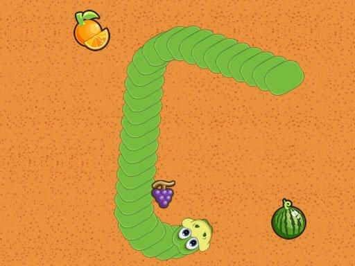 Jogo Snake Want Fruits