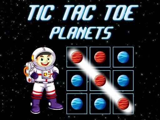 Jogo da Velha Planetas