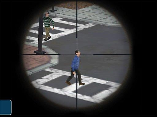 Jogo Sniper Mission 3D