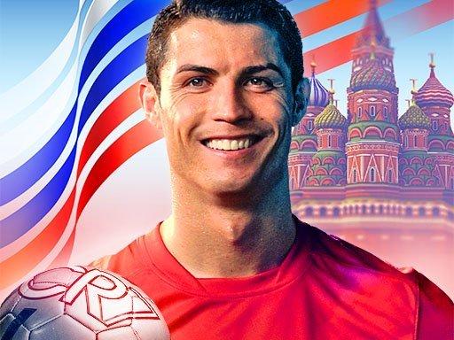 Jogo Ronaldo Kick Run