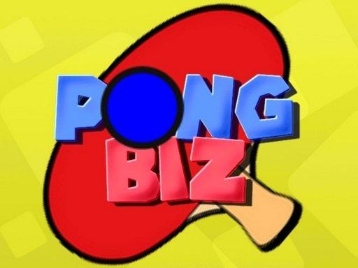 Jogo Pong Biz
