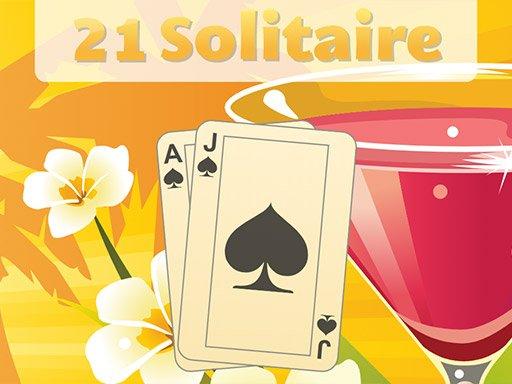Jogo 21 Solitaire