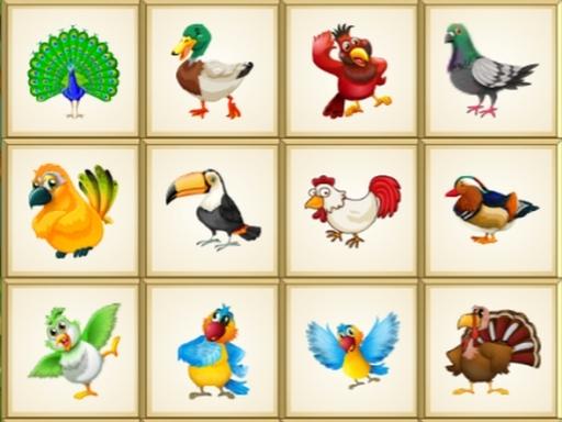 Jogo Birds Board Puzzles
