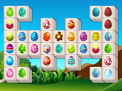 Jogo Easter Mahjong Deluxe
