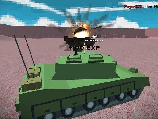 Jogo Helicopter And Tank Battle Desert Storm Multiplaye