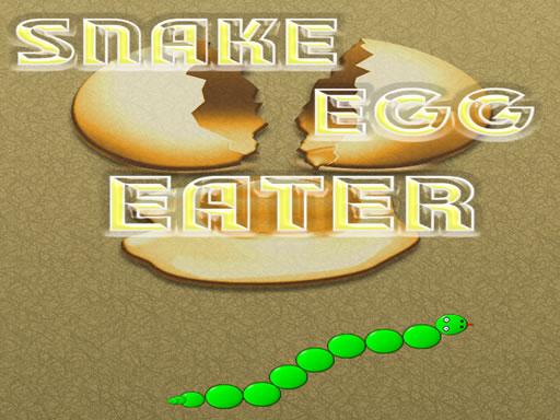 Jogo Snake Eggs Eater