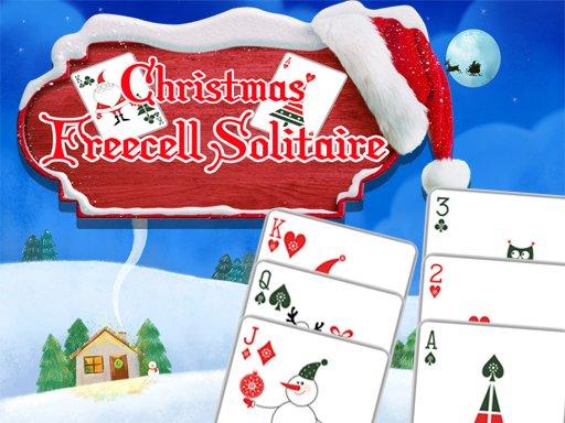 Jogo Christmas Freecell Solitaire