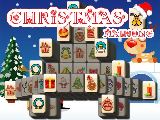 Jogo Christmas Mahjong Online