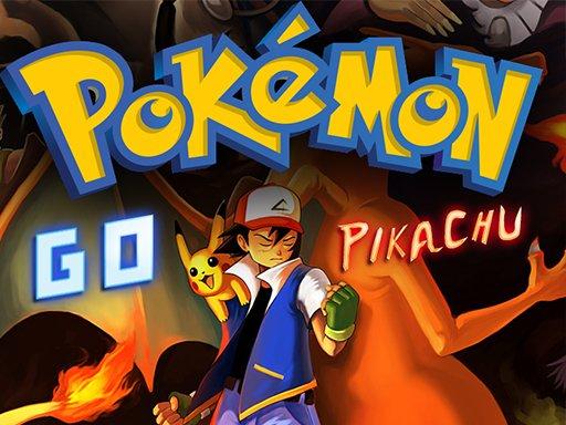 Jogo Pokemon GO Pikachu