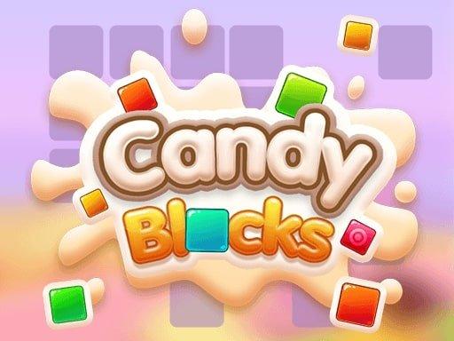 Jogo Candy Block
