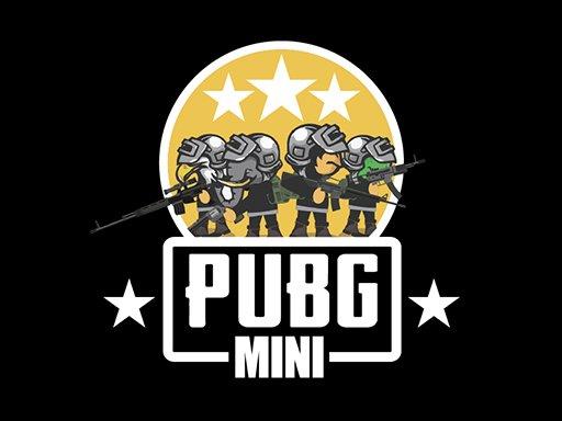 Jogo PUBG Mini Multiplayer
