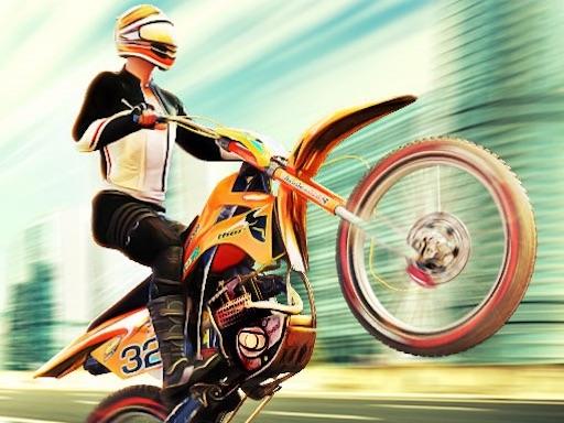 Jogo Offroad Real Stunts Bike Race