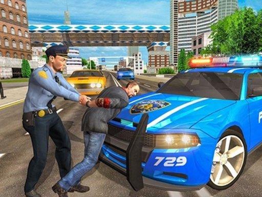 Jogo Police Car Chase