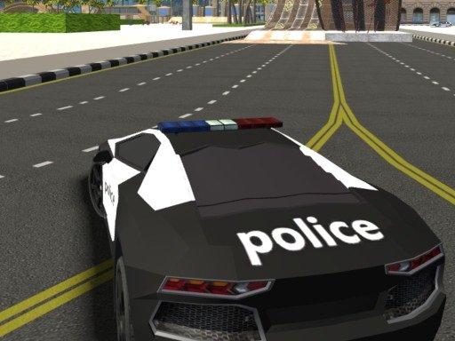 Jogue Police Stunt Cars Jogo
