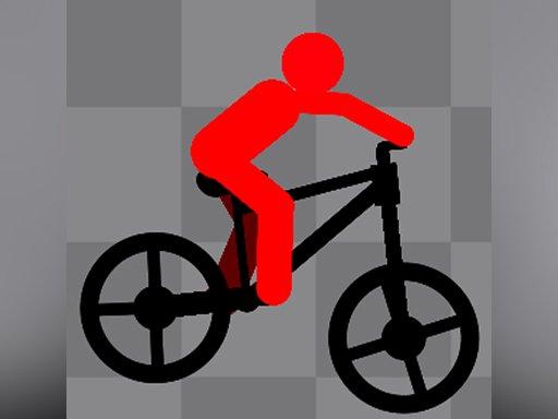 Jogue Stickman Bike Runner Jogo