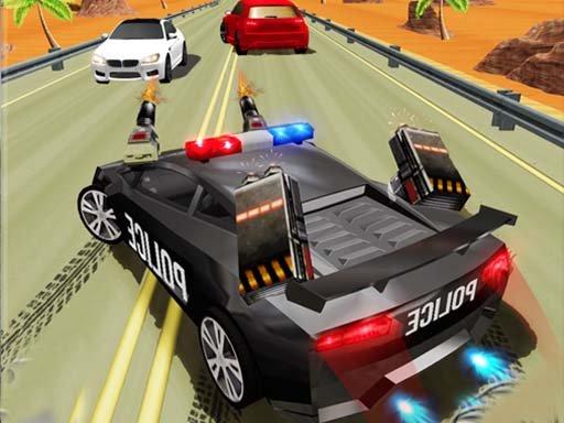 Jogue Police Highway Chase Crime Jogo