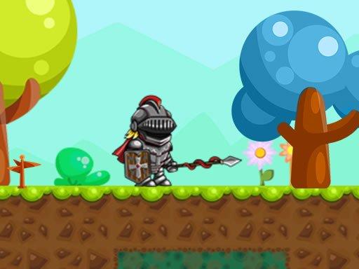 Jogo Super Knight Adventure