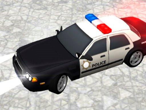 Jogo Police Car Parking