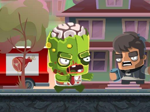 Jogo Surviving the Zombies