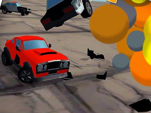 Jogo Police Car vs Thief
