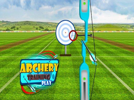 Jogo Archery Training