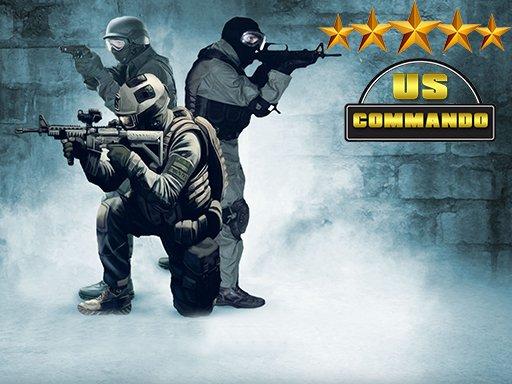 Jogo US Commando
